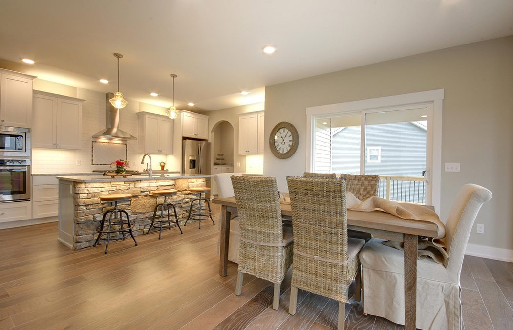 What S The Deal With Open Floor Plans Whitmore Homes
