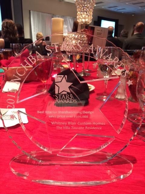 NCHBA STARs Award!