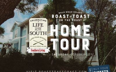 Southern Living Inspired Home at Cape Fear Station Grand Opening October 10!