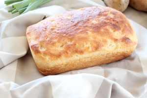 Easy Homemade Potato Bread