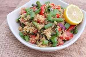 Asparagus Tabouli Recipe