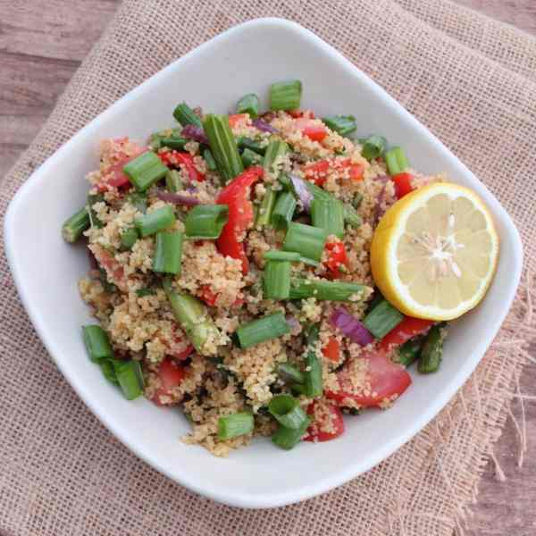 Couscous Tabouli Recipe
