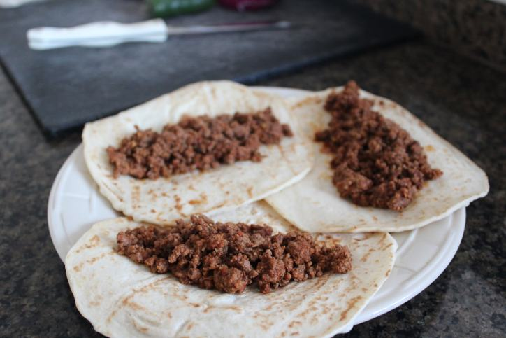 Spicy Beef Taco Recipe