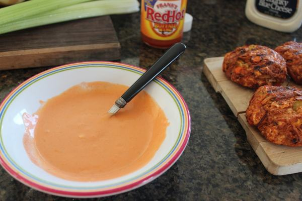 Blue Cheese Buffalo Sauce