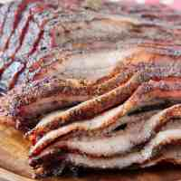 Smoked Brisket Recipe + Tips and Tricks
