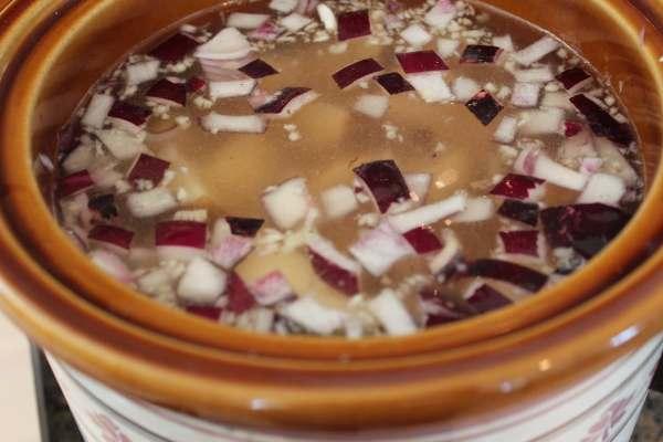Italian Baked Potato Soup Recipe