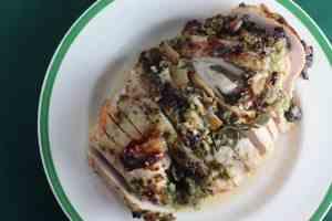 Herb Crusted Turkey