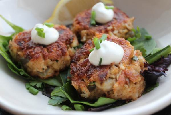 Crab Cakes Whats In It