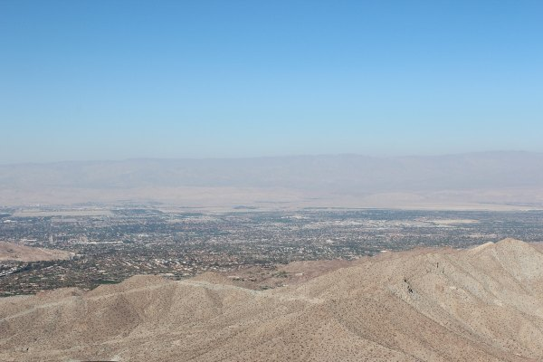 Coachella Valley Scenery