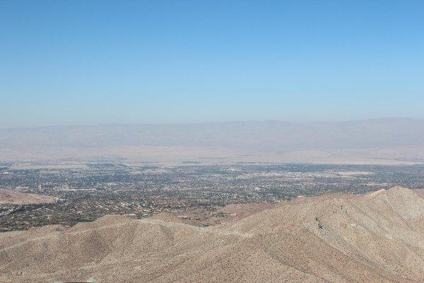 Coachella Valley Scenery