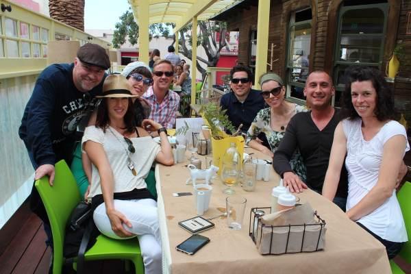 Brunch Guests at Queenstown San Diego