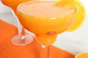 Citrus Carrot Juice