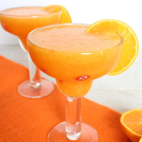Citrus Carrot Juice