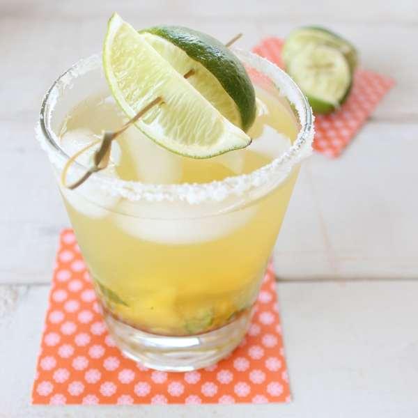 Serrano Mango Margarita Recipe