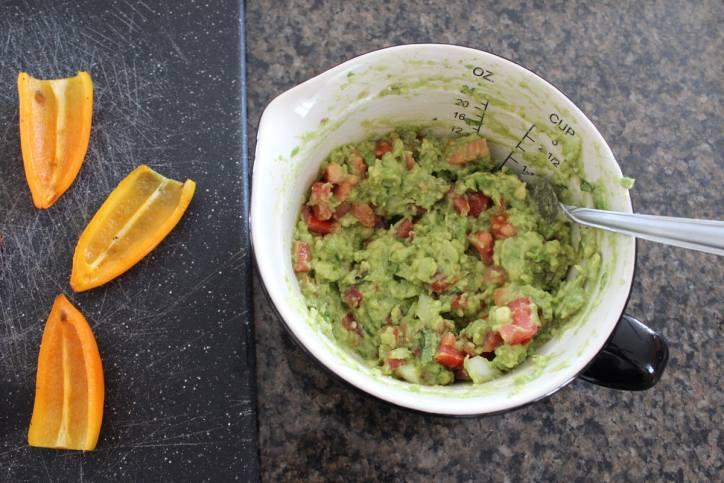 Serrano Chili Guacamole
