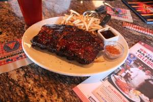 BJs Restaurant Big Poppa Smokers Ribs