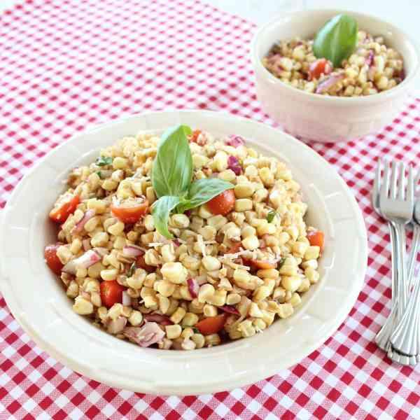 Italian Corn Salad