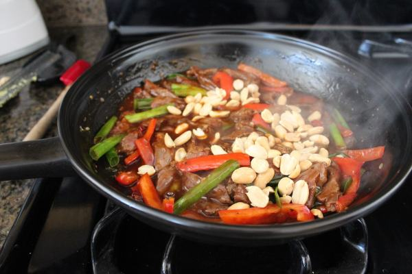 Gluten Free Kung Pao Beef Recipe