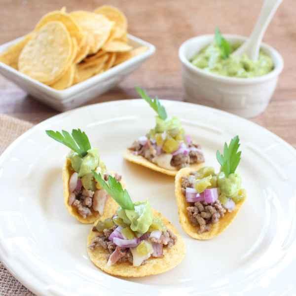 Baja Mini Tacos