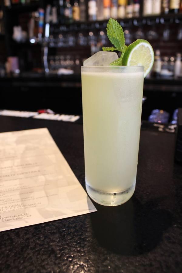K7 San Diego Ushidoshi Mule Cocktail