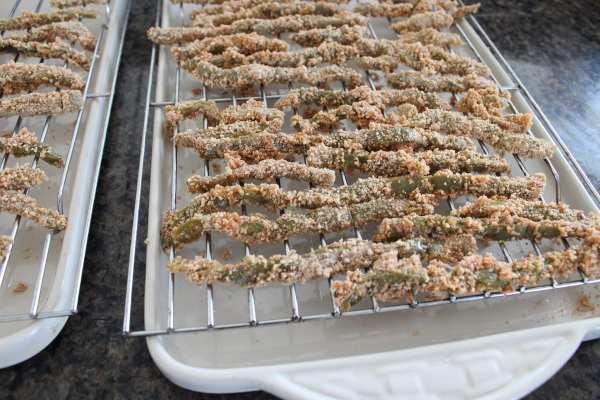 Crispy Breaded Cactus Recipe