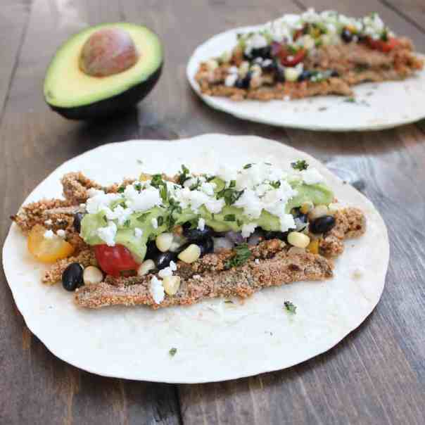 Crispy Cactus Tacos