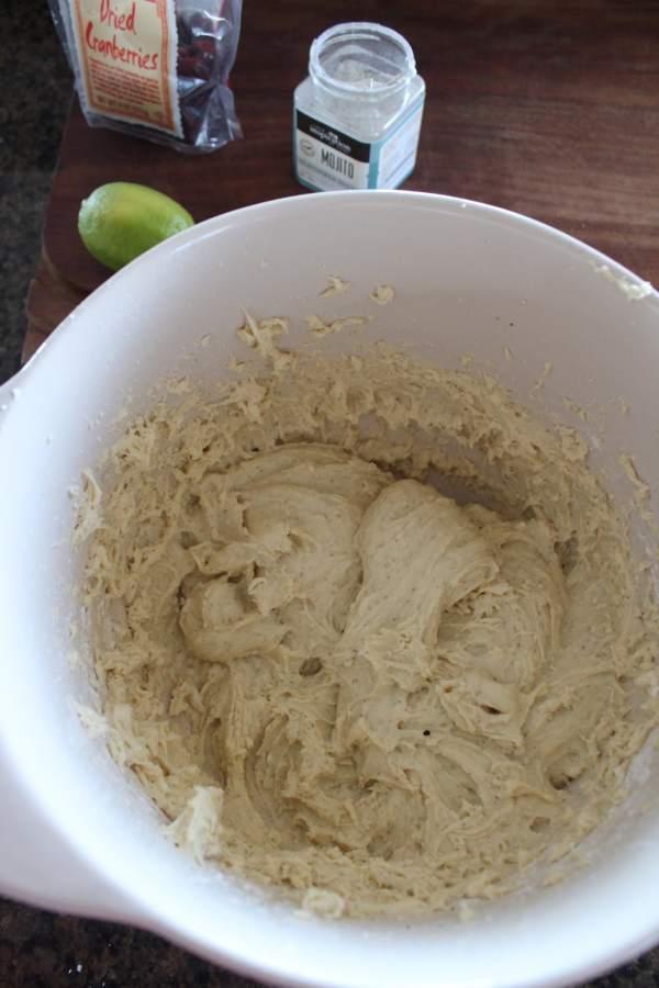 Mojito Muffin Batter