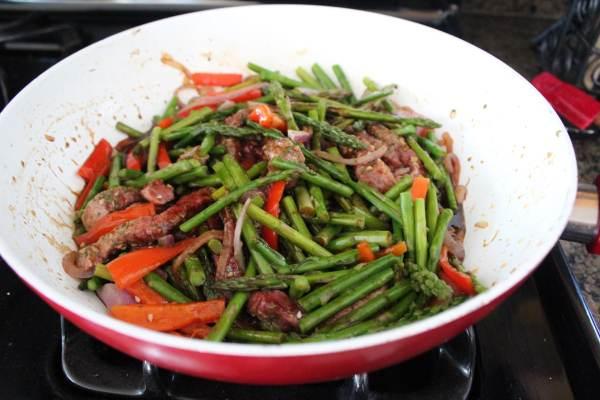 Gluten Free Beef Stir Fry Recipe