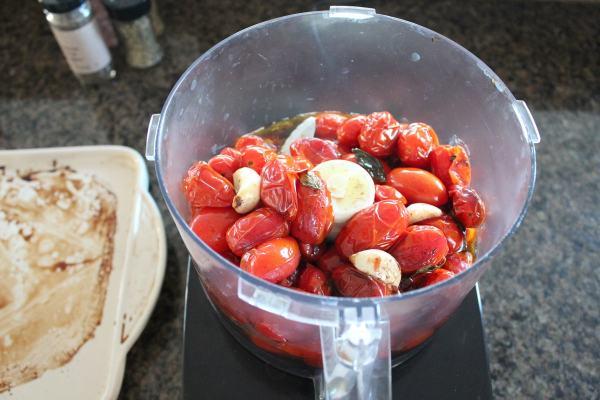 Roasted Tomato Pasta Sauce Recipe