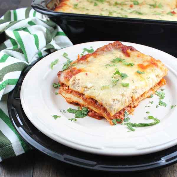 Barilla Mexican Lasagna