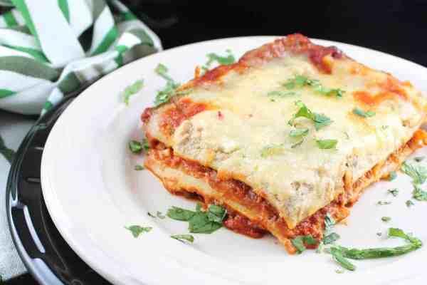 Spicy Mexican Lasagna