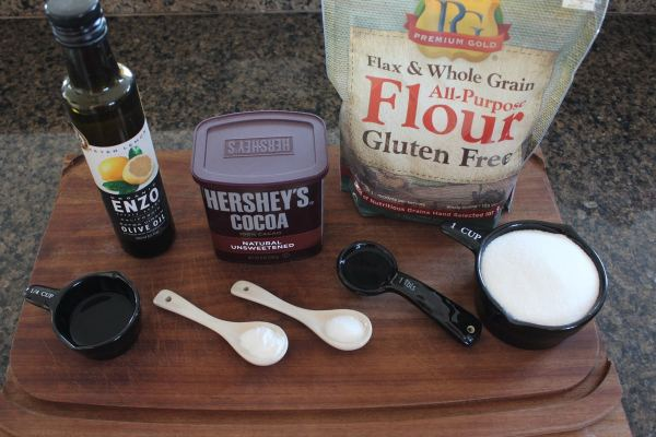 Dairy Free Gluten Free Chocolate Cake Ingredients
