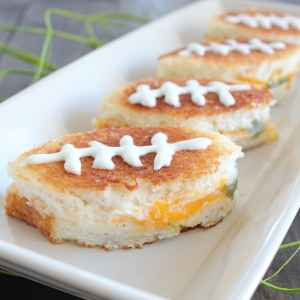 Gluten Free Jalapeño Popper Grilled Cheese