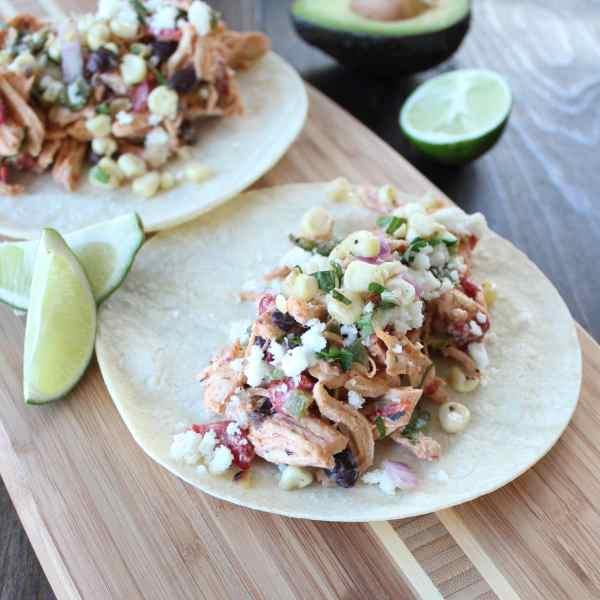 Gluten Free Mexican Chicken Salad