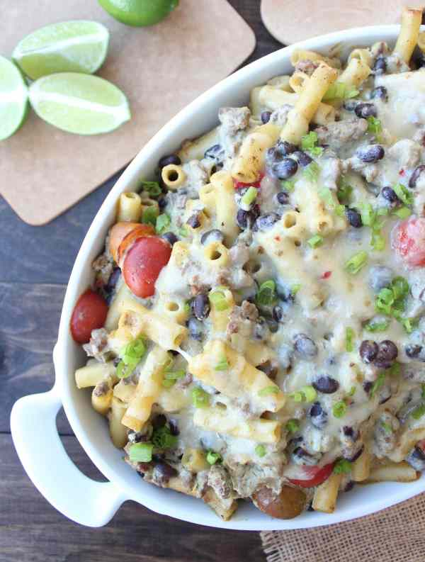 Mexican Baked Ziti