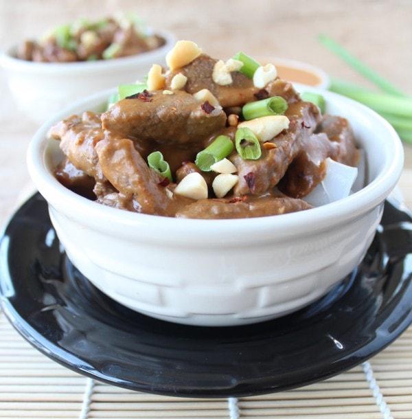 Thai Beef Noodle Bowl