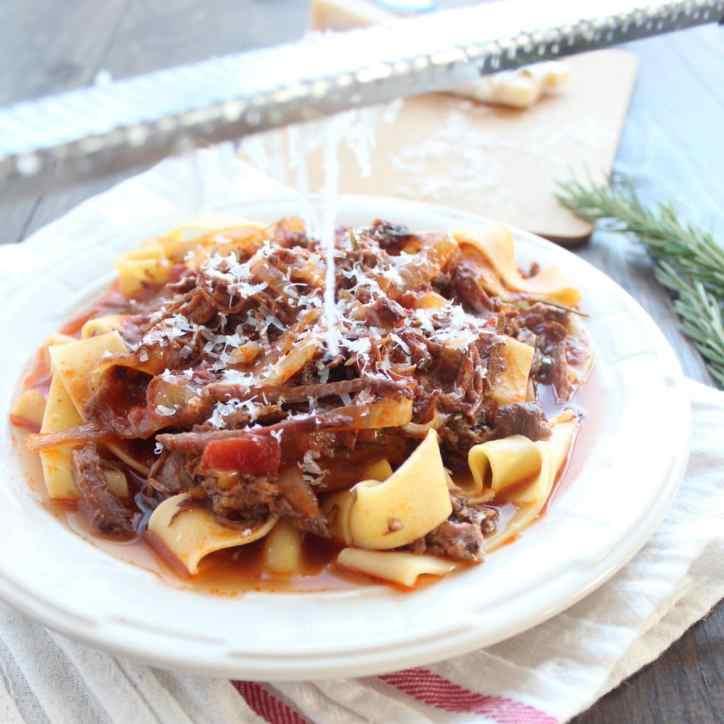 Beef Ragu Recipe