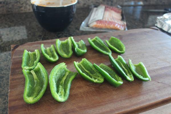 Sweet Potato Jalapeno Poppers Recipe