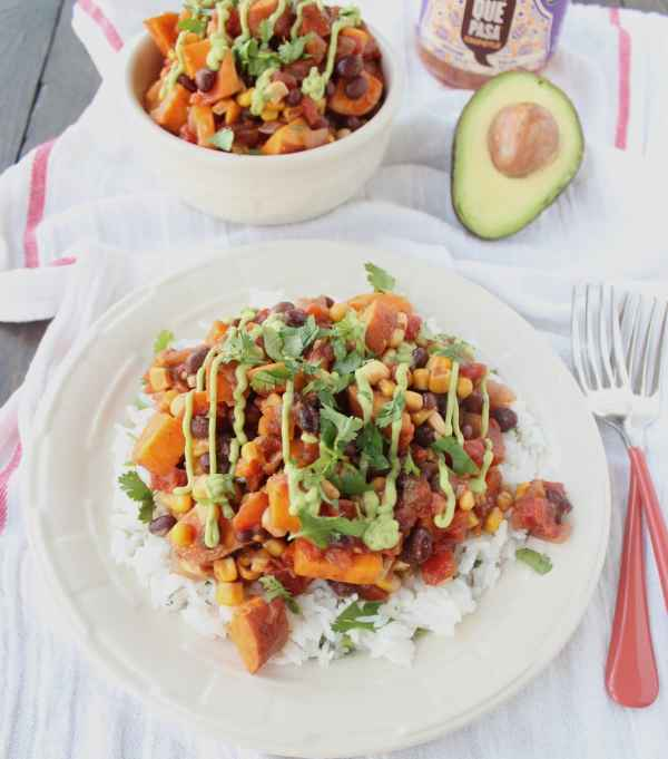 Mexican Sweet Potato Casserole Recipe