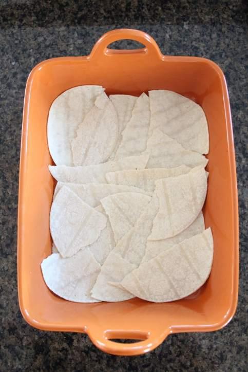 Quinoa Chicken Enchilada Casserole Recipe