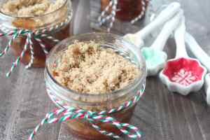 Gluten Free Apple Crumble Dessert Jars