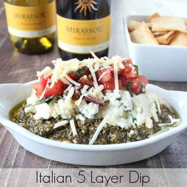 Italian 5 Layer Dip