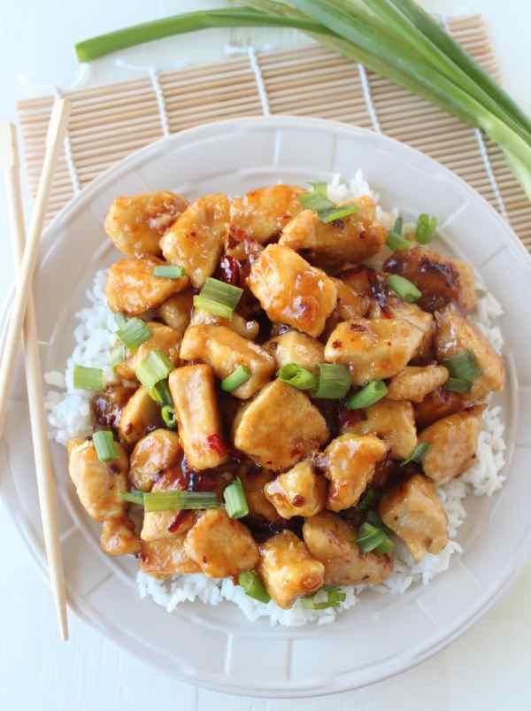 Chinese honey chicken gluten free recipes whitneybond gluten free chinese orange chicken recipe forumfinder Gallery