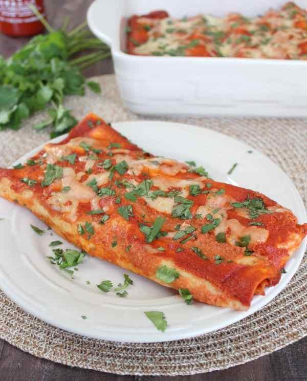 Sriracha Beef Enchilada Recipe