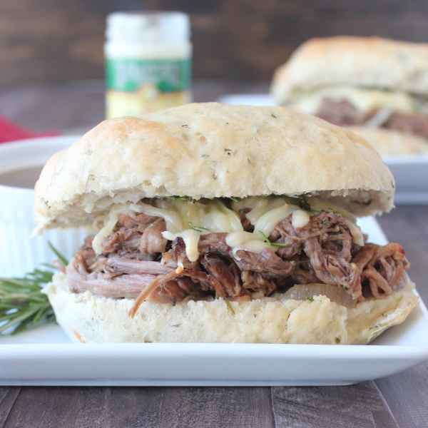 Slow Cooked Tri Tip French Dip Sandwich Recipe