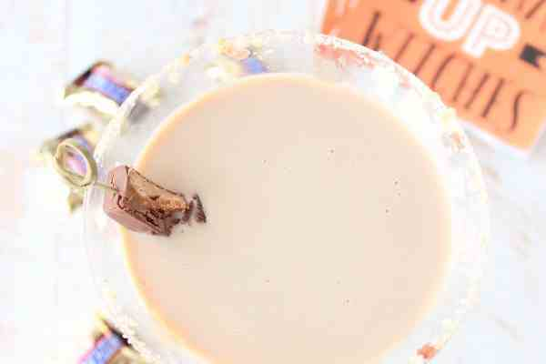 Snickers Martini Recipe