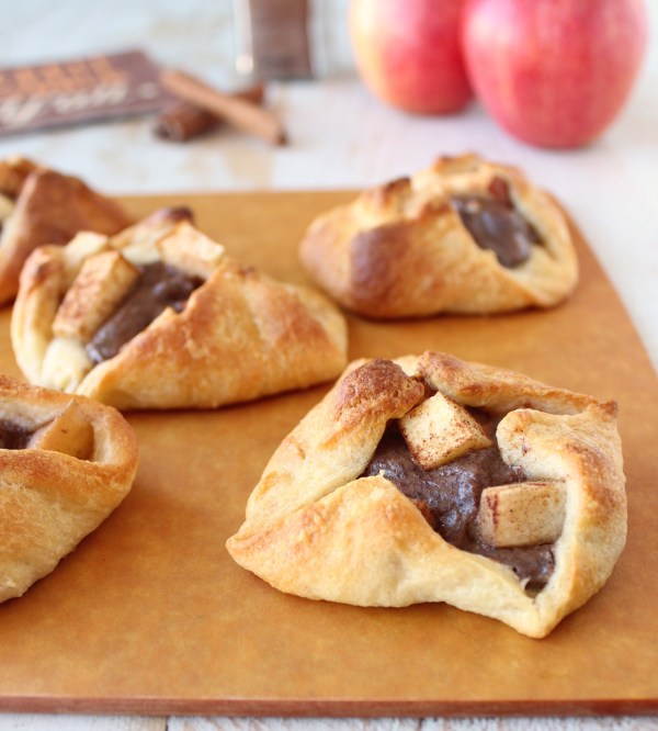 Cinnamon Apple Cream Cheese Danish Recipe