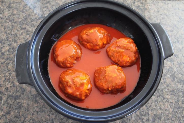 Baked Cheesy Taco Sausage Balls Recipe