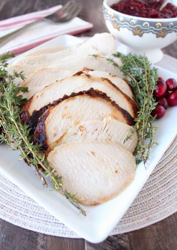 Oven Roasted Turkey Recipe