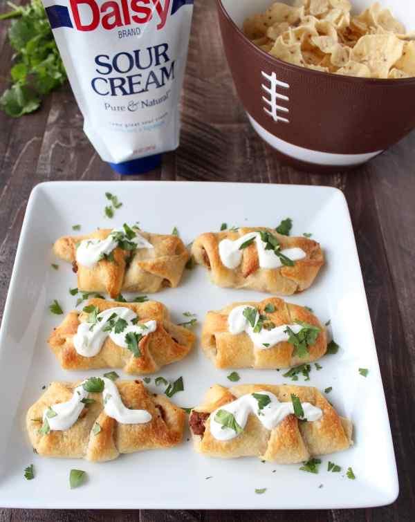 Easy Taco Croissant Recipe